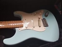 Fender stratocaster mexican 1950s reissue m