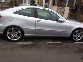 Mercedes Benz CLC For Sale
