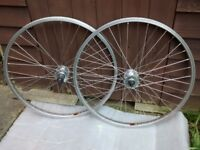 Tandem Wheels Shimano HF08/Sun Rhyno Lite Good Condition £125
