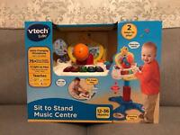 Brand New 'Vtech Sit To Stand Music Centre'