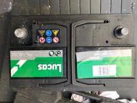 Medium size car battery
