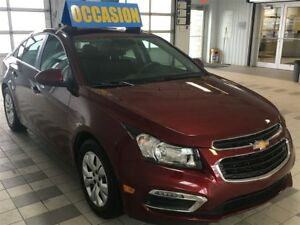 2016 Chevrolet Cruze LT DÉMARREUR À DISTANCE