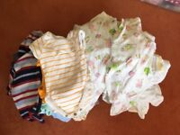Large bag 0-3 months baby clothes