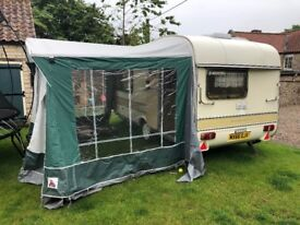 Cotswold Windrush 132 Caravan - Wonderful Classic