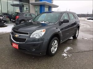 2011 Chevrolet Equinox LS - ONE OWNER