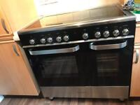 Kenwood Electric Double Oven CK408/1 (1 year old GREAT condition)