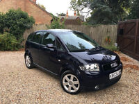 2001 Audi A2 1.4 SE 5dr.. STUNNING! FULL HISTORY! 1 FORMER KEEPER! TO MUCH TO LIST.. MUST SEE!!!!