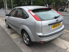 ABSOLUTLEY IMMACULATE FORD FOCUS 1.6 ZETEC.LONG MOT.ANY TRIAL WELCOME AS CAR DRIVES WITH NO FAULTS..