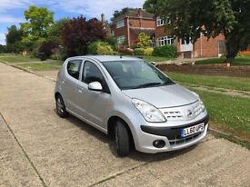 Nissan Pixo 5 door Hatchback - 2010 - 1.0 litre - 16332 miles - 1 Years Mot - Drives supurb