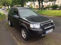 Land Rover freelander 2ltr td4 gs 55reg facelift model 4wd low miles 83k