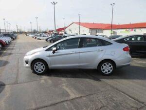 2011 Ford FIESTA SEL FWD