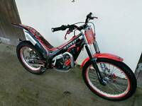 Gas Gas Txt 125 Trials bike