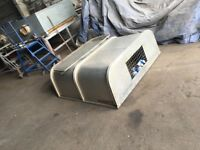 L200 Ifor Williams back/canopy