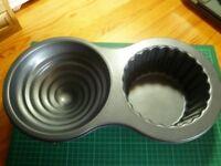 Gaint Cup Cake Tin - Baking tin