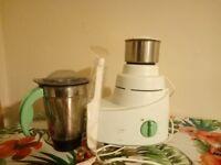 Philips Mixer with 2 Pots 1 -Small ans big pot .