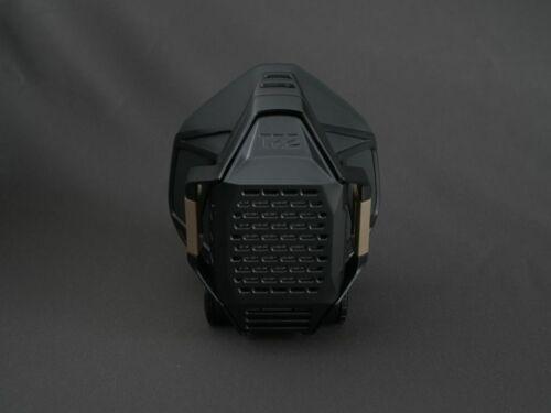 O2 Tactical TR2, Tactical Respirator II Project Black
