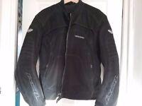 Motorbike Jacket Men IXON DIABLO Size M
