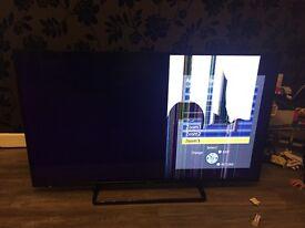"Panasonic 50"" led TV"