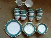 "Vintage 12 piece tea set "" YE OLD ENGLISH"""