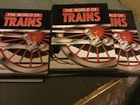 World of Trains complete set
