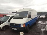 Volkswagen Lt35 2.5 sdi diesel - Spare parts Available