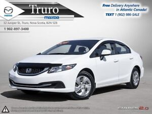2013 Honda Civic $99/BW TAX IN! AUTO! NEW TIRES! NEW BRAKES! $99