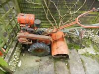 Howard petrol rotavator in good working order believed to be the 350 model.