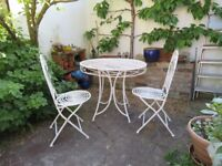 Romance 4 Seater Garden Dining Set
