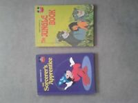 Two disney books