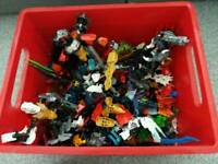 Lego hero factory job lot