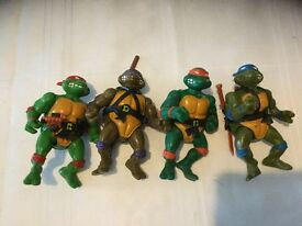 Turtles colectables