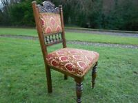 Mint Antique Chair