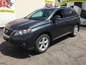 2010 Lexus RX 350 Automatic, Leather, Heated Seats, AWD