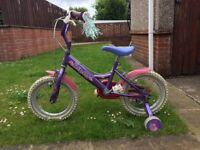 Girls Dawes Princess Bicycle