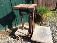J J Siddons Weighing scales. for sale  Armagh, County Armagh