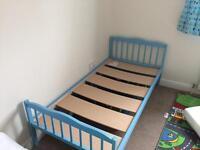 Saplings junior/toddler bed