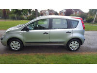 Automatic --- 2006 Nissan Note 1.6 16v S 5dr --- Part Exchange Welcome --- Drives Good