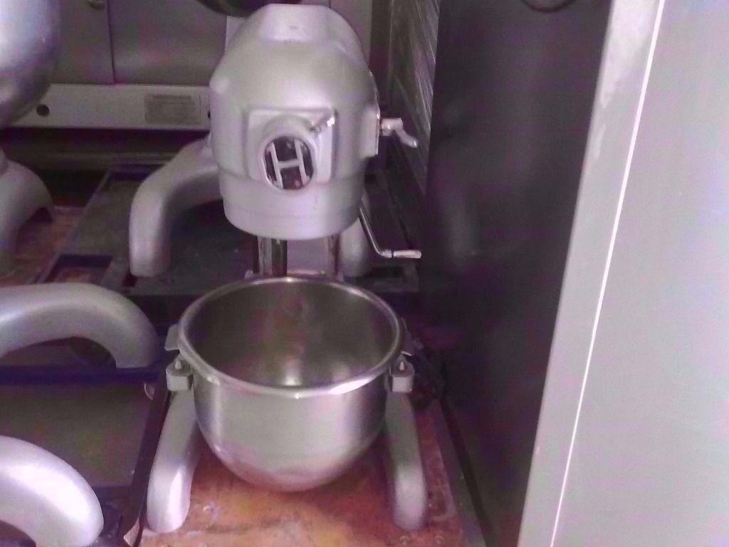 PATISSERIE DOUGH 20 LT COMMERCIAL MIXER MACHINE CATERING BAKERY RESTAURANT DINER CAFE SHOP