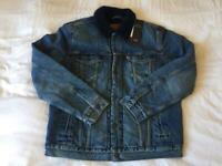 Levi's Denim Jacket Large - Brand New