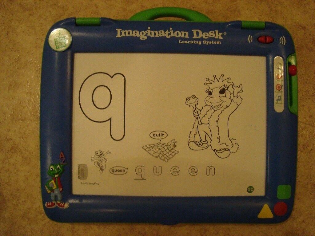 Leapfrog Imagination Desk Learning System