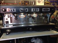 Commercial 3group CMA coffee machine