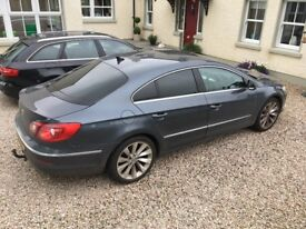 VW Passat CC lovely car / heated seats / bluetooth / full electrics / nav