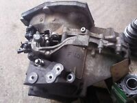VAUXHALL VECTRA 2007 F40 6 SPEED MANUAL GEARBOX