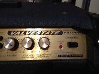 Marshall valvestate vs100r combo amp