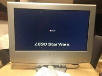 """Sony Wega 27"""" LCD TV, KLV-27HR3, Complete with remote and instructions"""