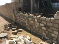 Bricklaying masonry and construction
