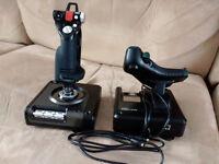 Saitek X52 Pro HOTAS