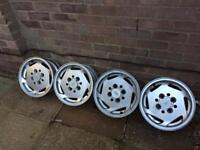 Fiesta Xr2i alloys 13inch