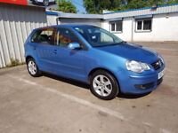 Volkswagen Polo 1.4 MATCH 5d 79 BHP Super Low Mileage