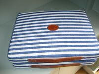 NEW PAIR Designer Outdoor Seat Cushions, Quality by El Caballo, maker of Equestrian Goods